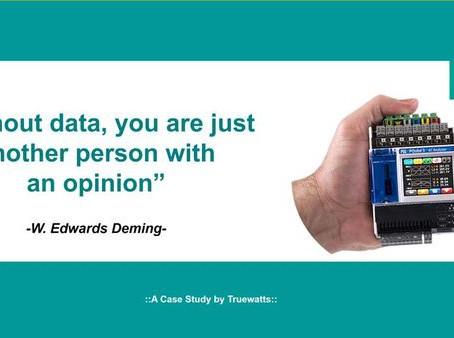 ข้อมูลบางอย่าง ถ้าไม่ตรวจวัดก็คงไม่เจอ และถ้าปราศจากข้อมูลแล้ว เราก็ไม่ต่างอะไรจากการเดาสุ่ม