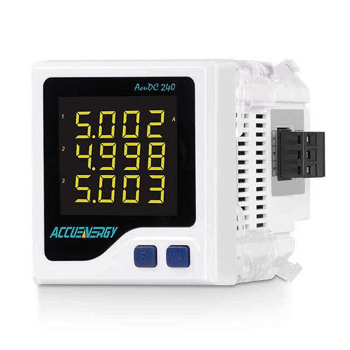 AcuDC 240 Series