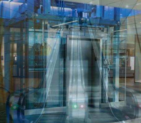 Remote elevator, escalator monitoring - PQube3