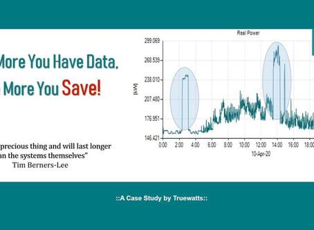 ยิ่งมีข้อมูล ยิ่งประหยัดพลังงาน