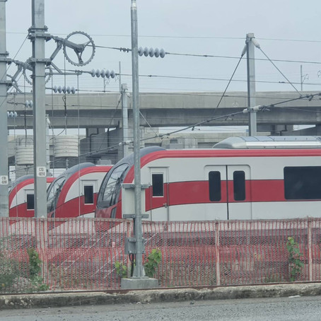 Power quality study - PQube 3 performs power quality study at SRT red line - Bangkok, Thailand