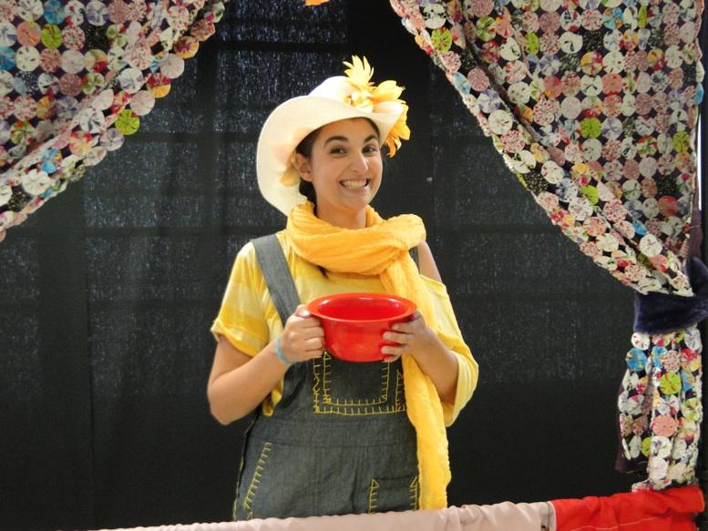 A Vaca Amarela