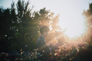 花畑×夕陽.jpg
