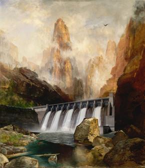 Kanab Canyon Dam