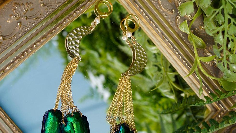 """Demeter"" Earrings"