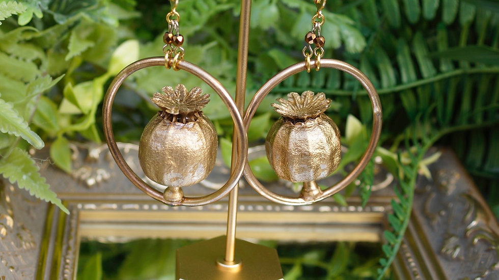 The Seed Earrings