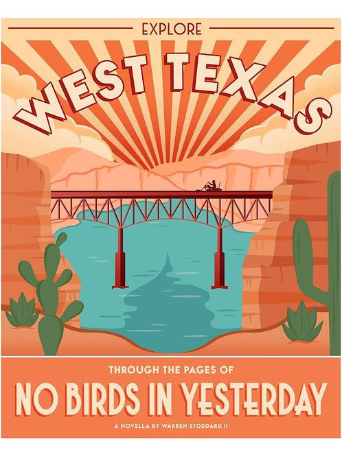 No Birds in Yesterday Poster