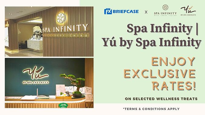 Spa Infinity/ Yú by Spa Infinity