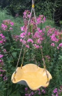 Suzi Small Round Bird Bath yellow.jpg