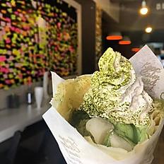 Crepe Japonês Harajuku Style