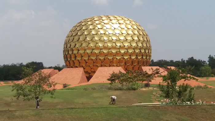 Auroville, the Utopian City