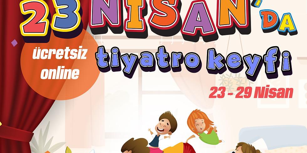 Ankara Tiyatro Kooperatifi 23 Nisan Özel