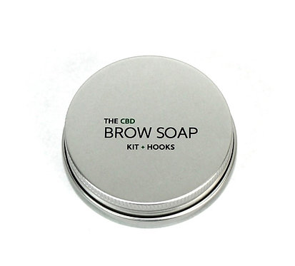 THE CBD BROW SOAP