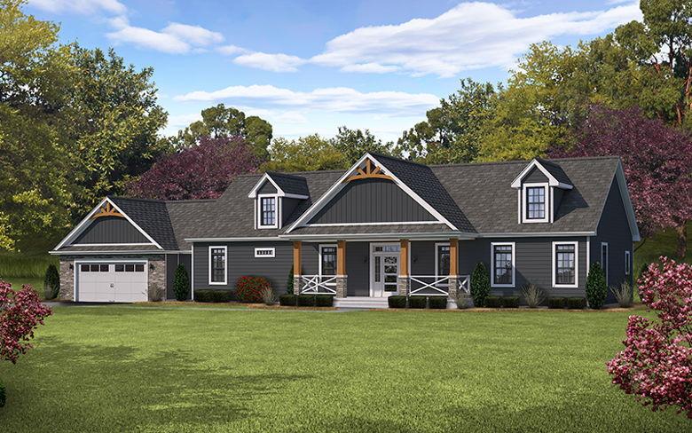Roosevelt Home Plan