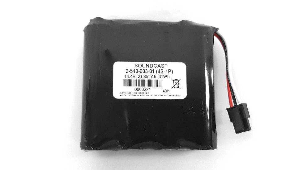 OutCast Jr. Replacement Battery Pack