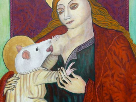 Madonna and Rat (or, Going Viral Before the Internet) (Volume 53, October - December, 1996)