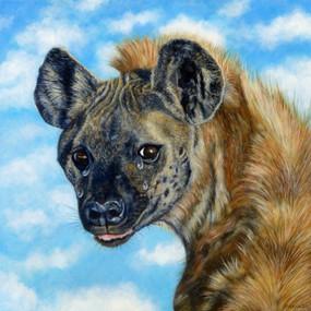 Crying Hyena