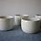 Thumbnail: Tasse mouchetée en porcelaine