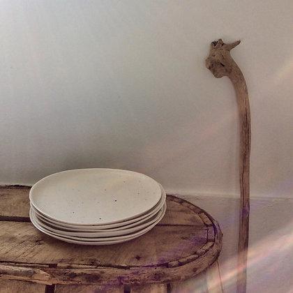 Petite assiette en porcelaine D18cm