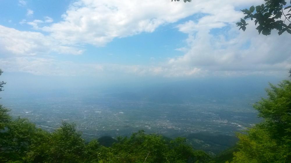 Kofu summer view