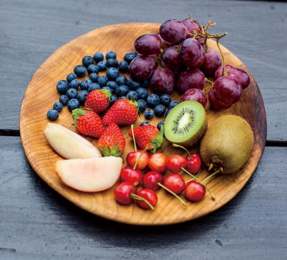 Yamanashi Fruits