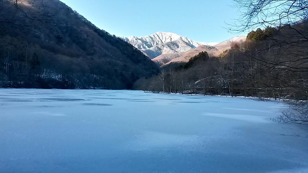 Frozen Lake Nishizawa