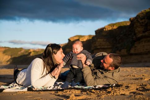 Surf Coast Family Photography
