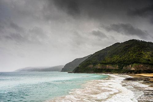 'A Moody Great Ocean Road'