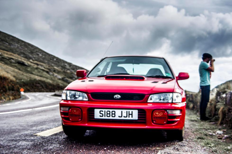 1998 Subaru Impreza UK Turbo