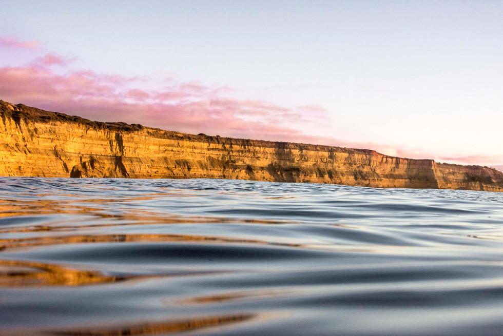 Jan Juc Cliffs