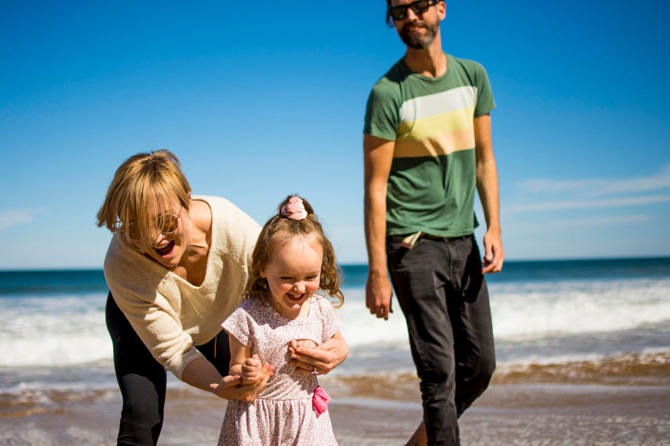 Bec, Angus & Aurelia
