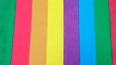 Broad Rainbow Stripe