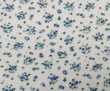 Ditsy Blue Flower