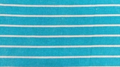 Wide Turquoise Stripes