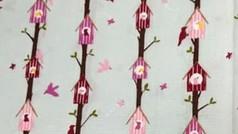 Pink Birdhouses