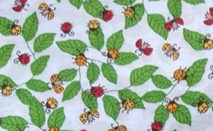 Leaves & Ladybirds