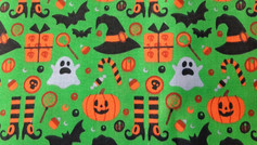 Spooky Party - Green