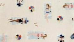 Sunbathers Sand