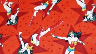 Wonder Woman Red