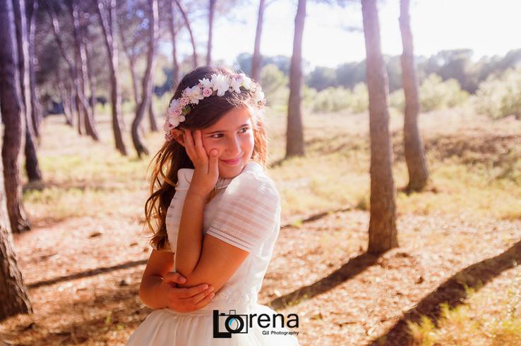 fotografia de comunion | Zaragoza | lorena gil