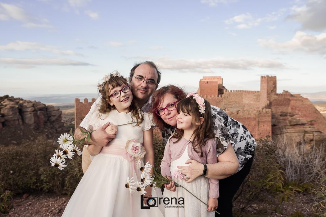 fotografía de comunión | Huesca | lo