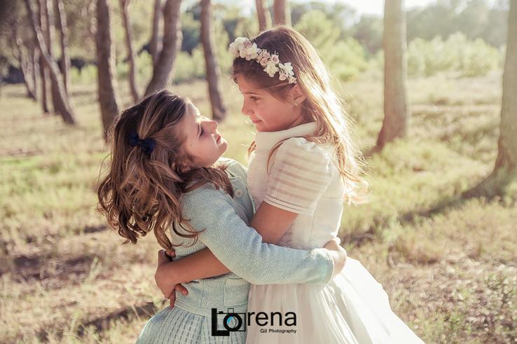 fotografia de comunion | huesca | lorena gil