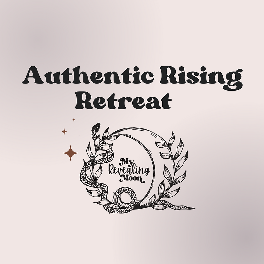 My Revealing Moon Authentic Rising Retreat