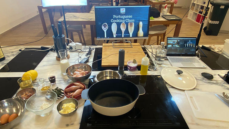 portuguese cooking class online