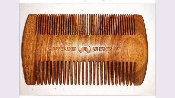 Sandal Wood Beard Comb