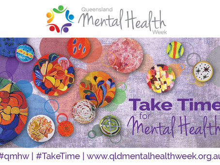 Take Time – for your Mental Health