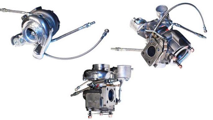 Bolt on turbo, 400HP Garrett dual ball bearing GT2871R turbo, Genesis Coupe 2.0T