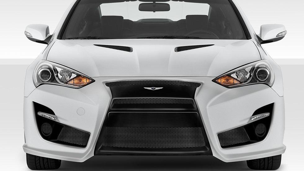 2013-2015 Hyundai Genesis Coupe 2DR Duraflex TP-R Front Bumper - 1 Piece