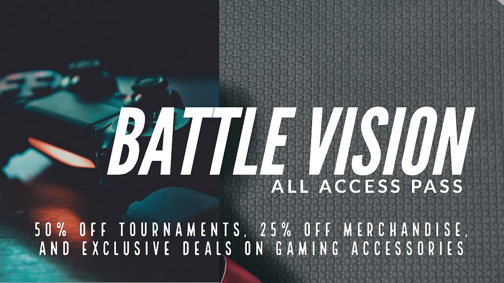 Battle Vision - ALL ACCESS PASS