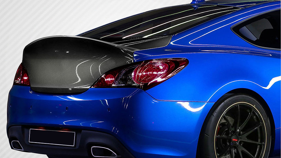 2010-2016 Hyundai Genesis Coupe 2DR Carbon Creations RS-1 Trunk - 1 Piece